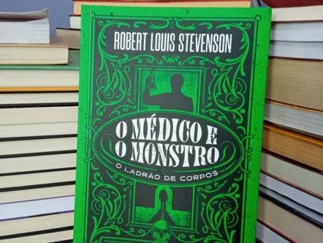 Resenha - O Médico e o Monstro, Robert Louis Stevenson