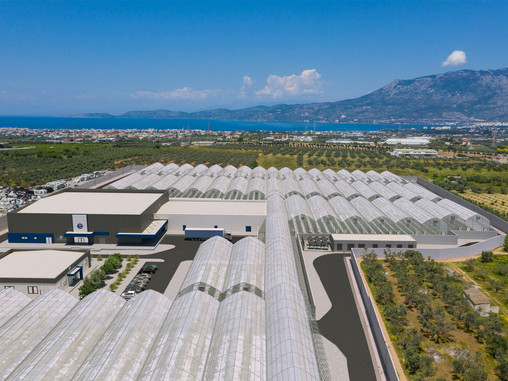 First medical marijuana plant in Greece close to completion