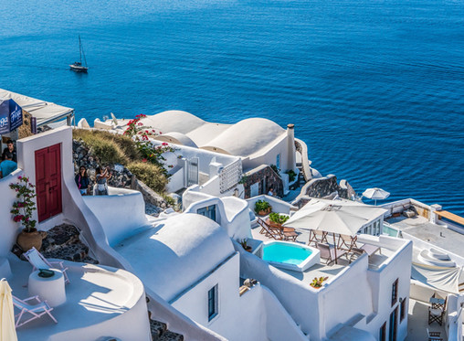 Only 60% of hotels opened in Greece