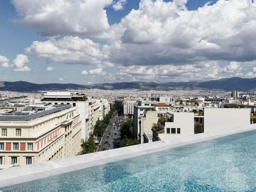 Lampsa Hotels opens MGallery in Athens