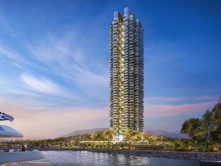 Marina Tower at Hellenikon announced by Lamda Development
