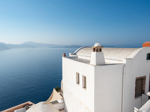 Airbnb rooms now equal hotel rooms in Greece