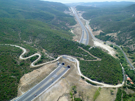 Egnatia Motorway Privatisation in Greece