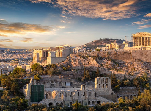 Athens Hotel Occupancy Down by 49% to July 2020