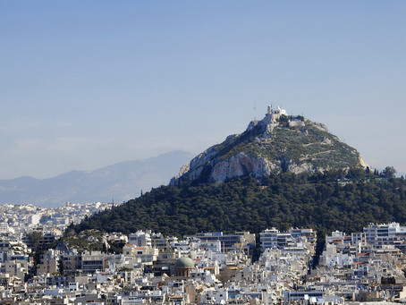 Municipality of Athens announces a € 1.5 mln programme for Lycabettus Hill Renewal
