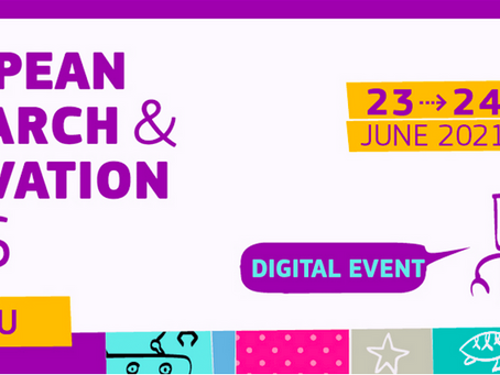 The European Research & Innovation Days: 23 - 24 June 2021