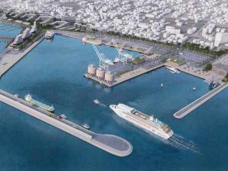 The Government of Cyprus approves major Larnaca Port and Marina investment