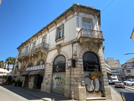Navigator advises on the sale of The Yellow House, a historic mansion in Limassol, Cyprus