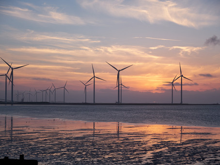 Mytilineos and CIP to develop Offshore Wind Farms in Greece