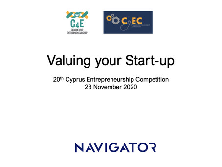 Philip Ammerman trains startups at 20th CyEC