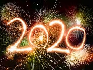 Bienvenido 2020! Los nuevos propósitos para el año nuevo