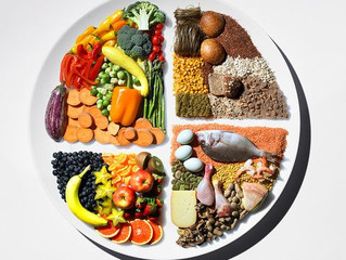 ¿Te alimentas bien?