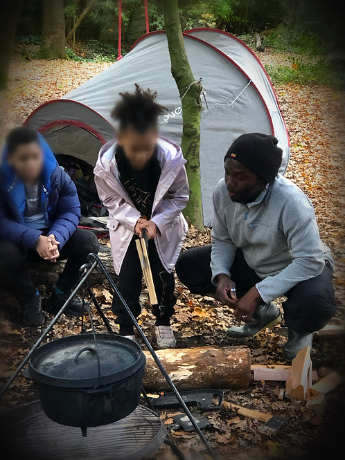 April Holidays Forest School sessions