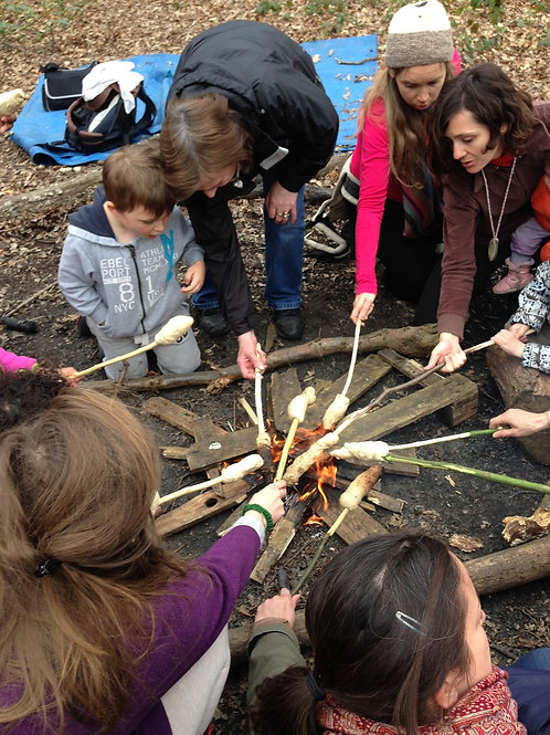 Fire Making and Outdoor Cooking Workshop