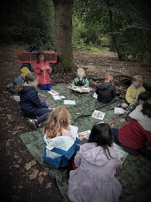 Forest School After School Program