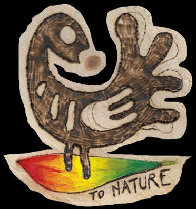 Sankofa to Nature, helping people to return to nature as a fountain of knowledge and well being
