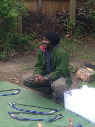 Forest School Leader, Sankofa to Nature