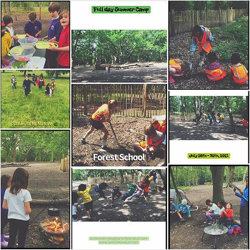 Forest School SUMMER CAMP