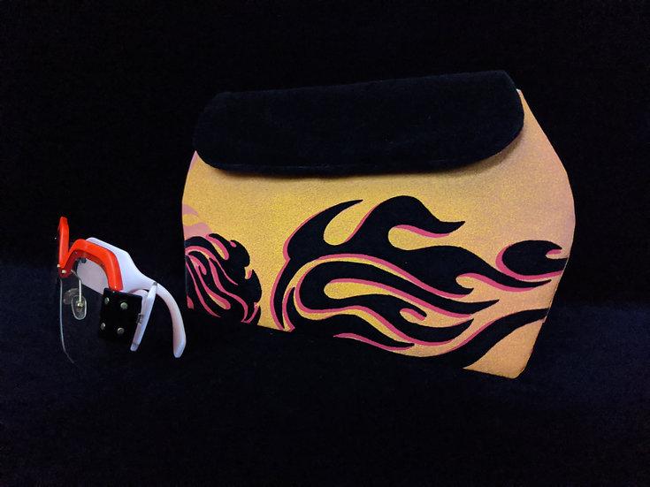 Velvet Flame Dileyas Waist Bag