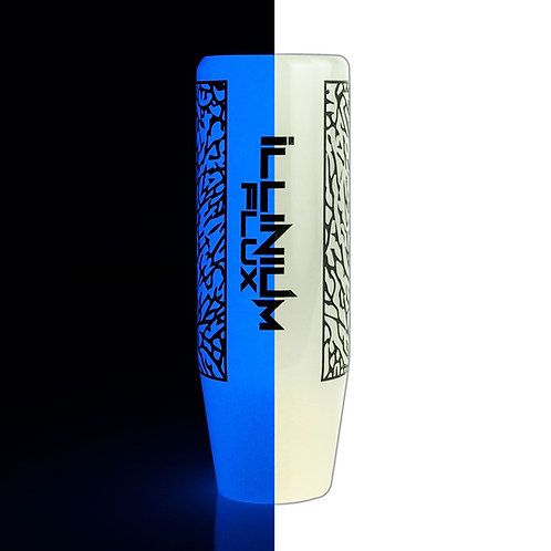 Blue GITD Shift Knob