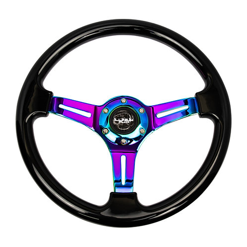 Neo Chrome Steering Wheels
