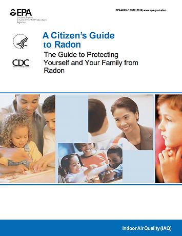 EPA Citizen's Radon Guide
