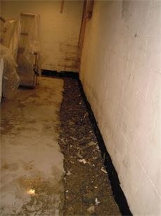 Basement Waterproofing 3