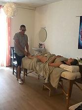 Massage Classique - Kevin Duarte