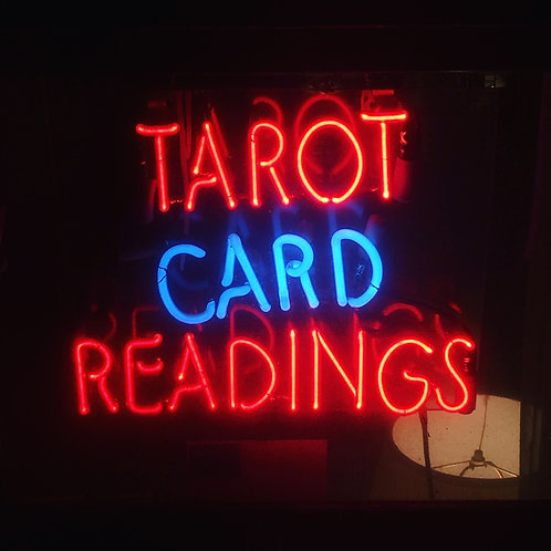 1/2 Hour Tarot Consultation