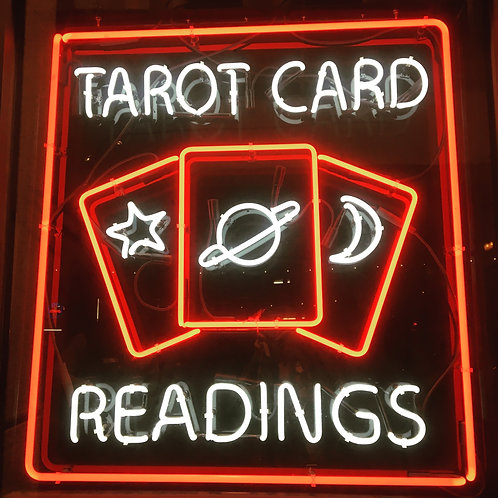 1 Hour Tarot Consultation