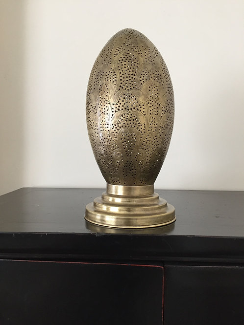 Brass table lamp Bayda (BLB90)