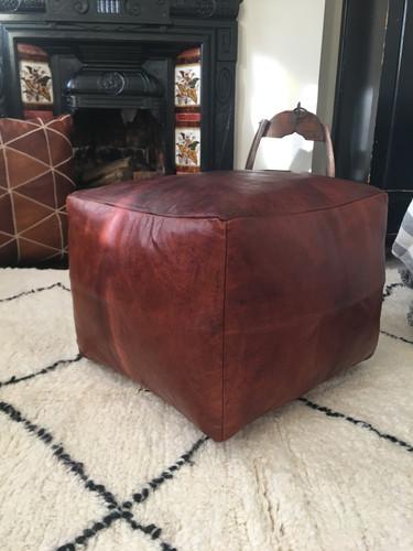 Pouffe Cube