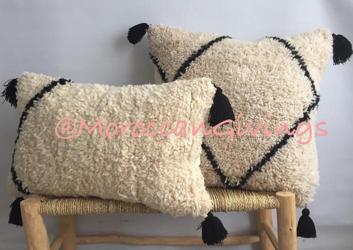 Beni Ourain Cushions