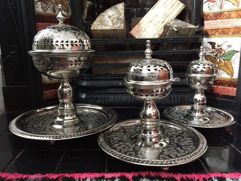 Moroccan Insence burner
