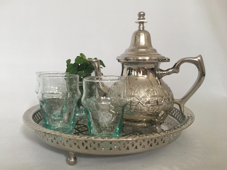 Moroccan Tea gift set