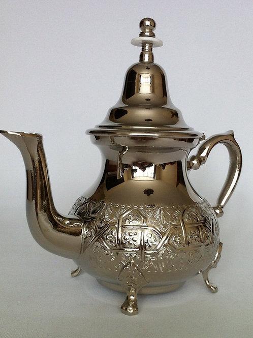Teapot Qudsi, Alpaca Silver