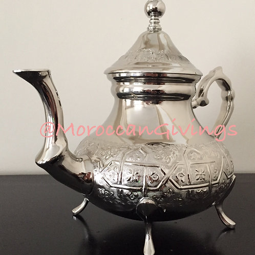 Extra Large Handcrafted Maliki Teapot (ML011)