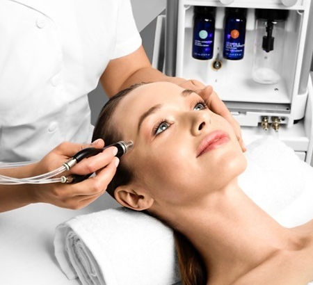 Dermalinfusion Facial Treatment Elysia North Haven CT