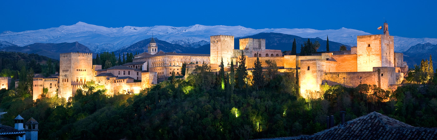 AlhambraTrekkingSierraNevada