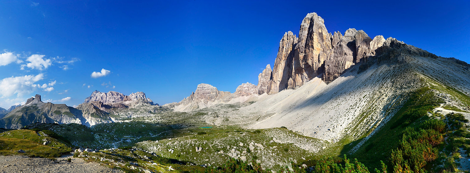 Trekking Dolomitas Latitud Nomada