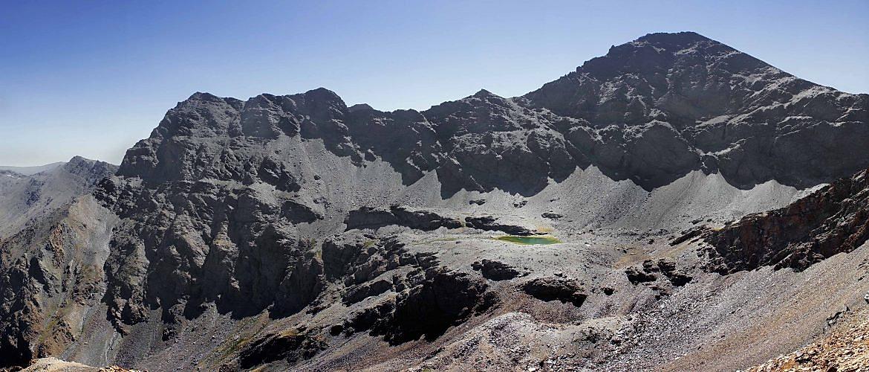 Trekking Sierra Nevada Granada Spain