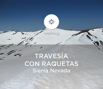 Raquetas Nieve Sierra Nevada