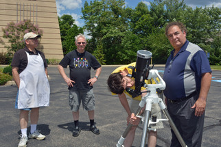 Keith Bookbinder's Telescope