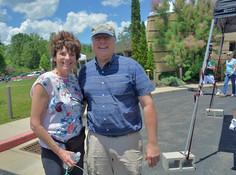 Cheryl Bernstein & Matt Lee