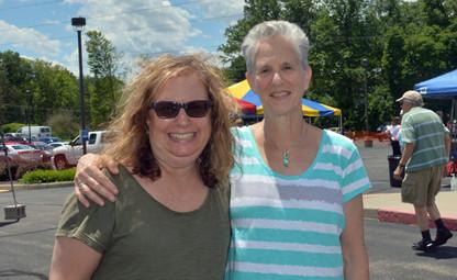 Amy Frankel & Judy Miller