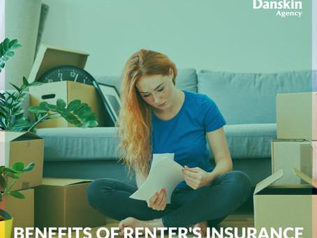 Benefits of Renter's Insurance