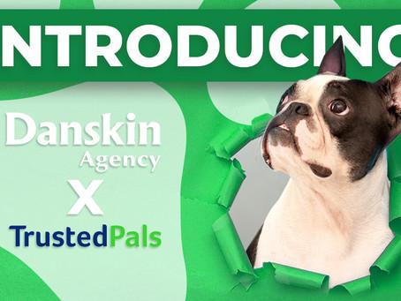 Introducing Danskin x TrustedPals Pet Insurance