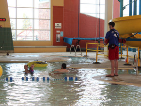 May is National Water Safety Month! Here's what we do to promote safety at PAC.