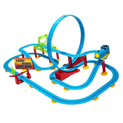 Train Coaster Land; Loco Monorail