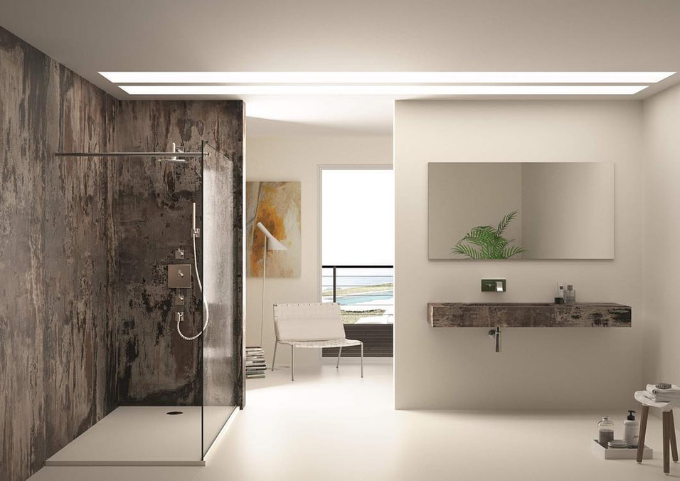 reinventing bathrooms by creating unique